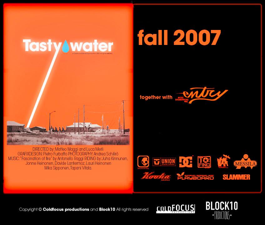 Tasty Water